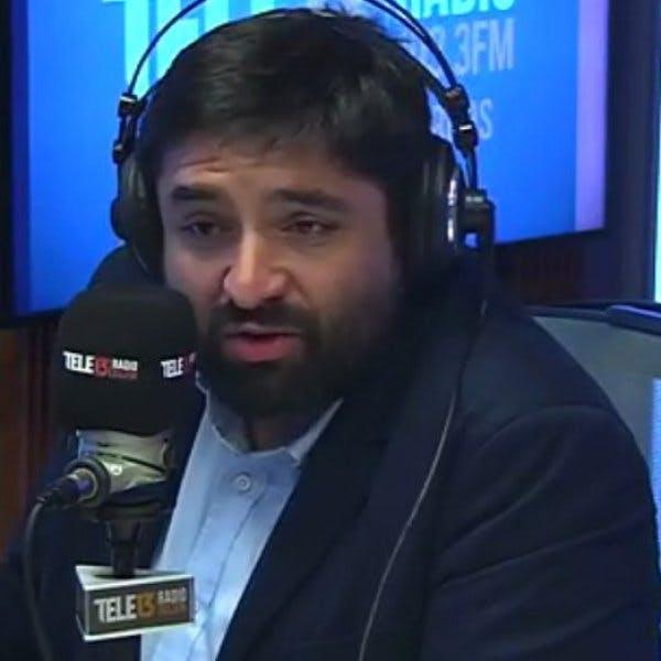 RAT PACK: David Muñoz y ¿Cómo se va a configurar el nuevo eje de poder de Chile Vamos? - Mesa Central - RatPack - Emisor Podcasting