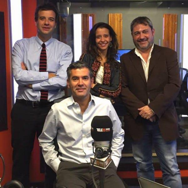 RAT PACK extendido con Paula Comandari, Enrique Mujica, Juan José Ossa y Alfredo Joignant - Mesa Central - RatPack - Emisor Podcasting