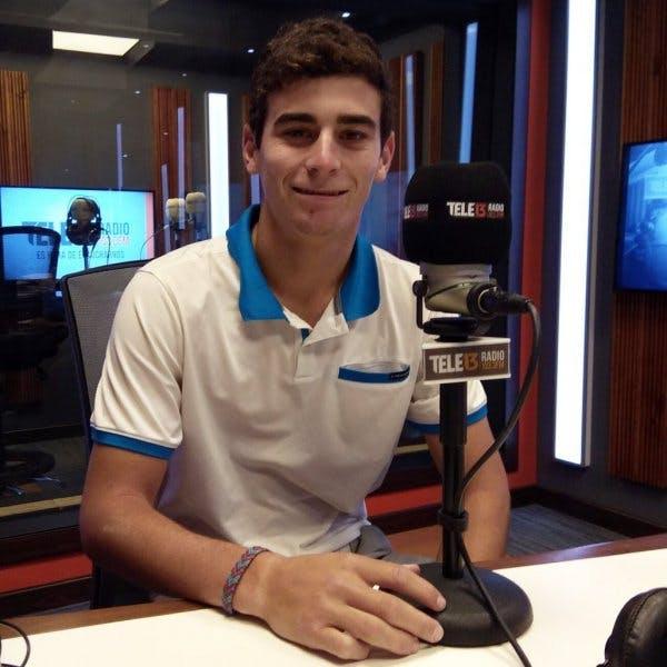 Niemann: La idea es jugar golf en EEUU lo que más pueda, para estar entre los mejores del mundo