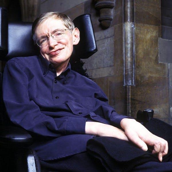 Domenico Sapone: Stephen Hawking hace que los estudiantes se acerquen a la ciencia