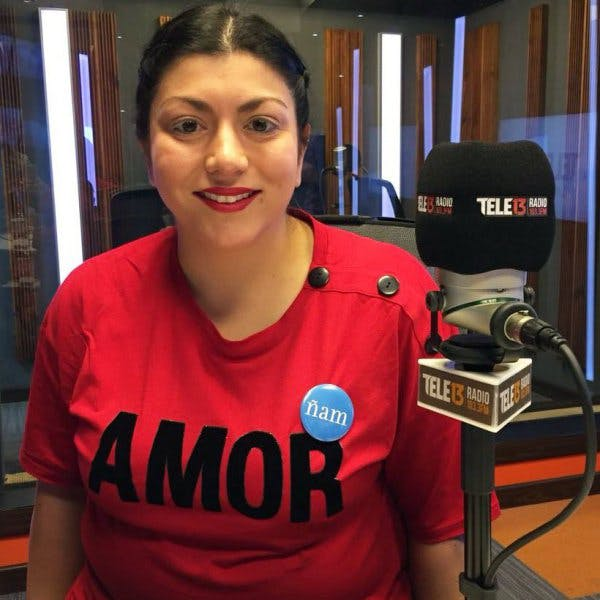 Fernanda Fuentes y su estrella Michelin - Siempre es Hoy - Emisor Podcasting