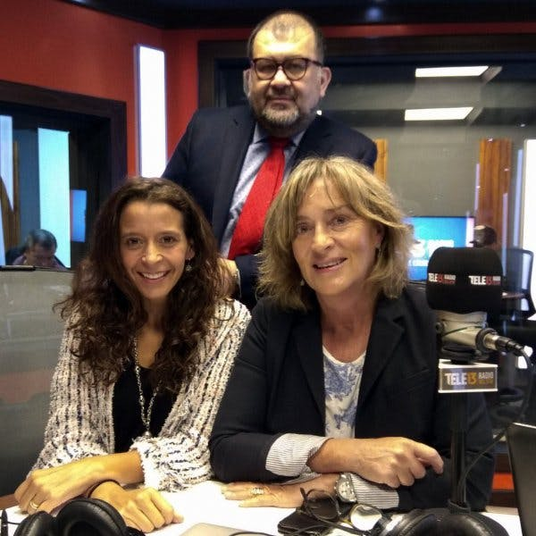 Andrea Vial sobre Patricia Muñoz: Su liderazgo se hará notar y su labor dará que hablar