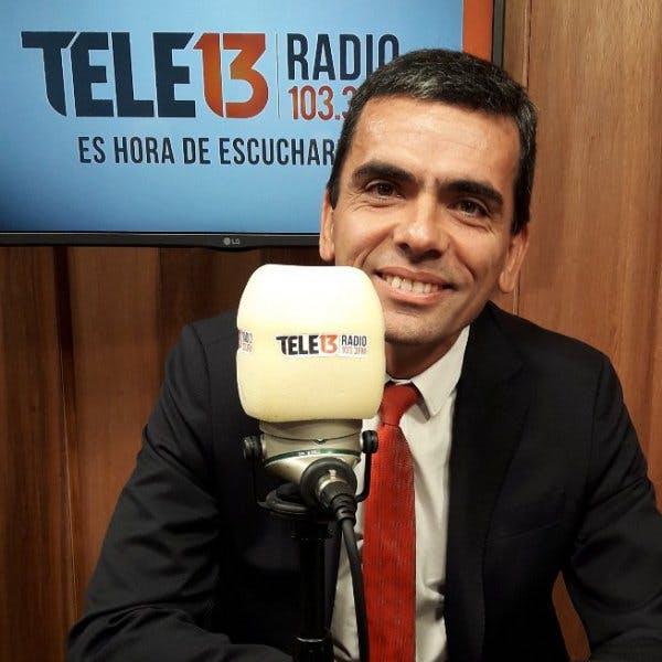 Ex fiscal Carlos Gajardo: Me parece que la política tiene códigos que yo no manejo