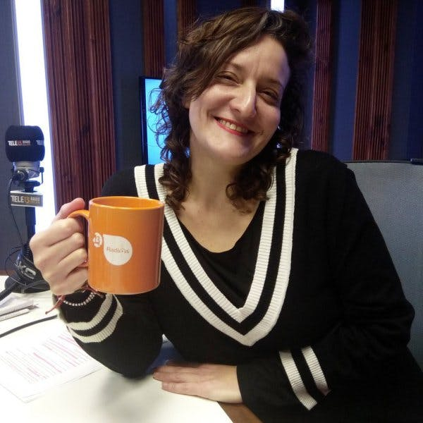 Raquel Telias y todo sobre el café - Siempre es Hoy - Emisor Podcasting
