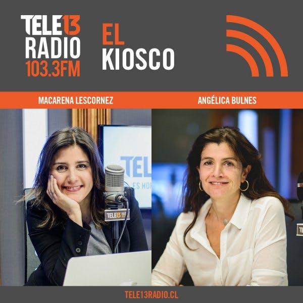 La nueva directora de El País y las curiosas cábalas de los astronautas rusos - Podcast - El Kiosco - Emisor Podcasting