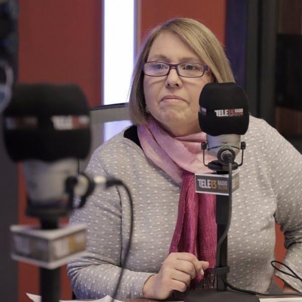 Paulina del Río de Fundación José Ignacio y REPS: Tenemos que hablar de suicidio