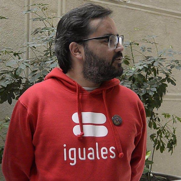 Juan Enrique Pi de Fundación Iguales: Con la Ley Zamudio no se puede prevenir la discriminación