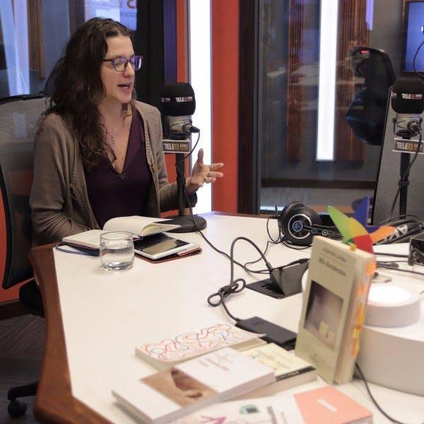 María José Navia: El audiolibro está ganando la carrera a los libros tradicionales y digitales