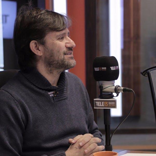 Rodrigo Bastidas: No hay nada más inteligente para retratar una sociedad que el humor