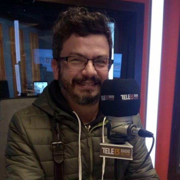 Marcelo Leonart y la obra Noche Mapuche