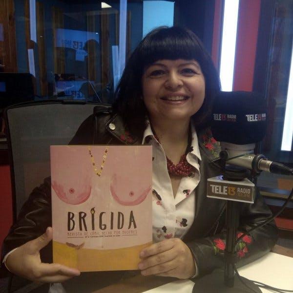 Marcela Trujillo y la revista de cómic hecho por mujeres 'Brígida': Quisimos convocar nosotras