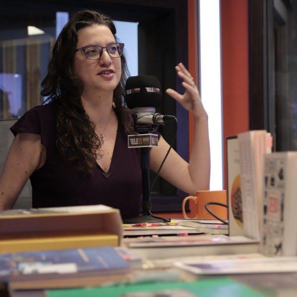 María José Navia y la mejor literatura chilena - Siempre es Hoy - Emisor Podcasting