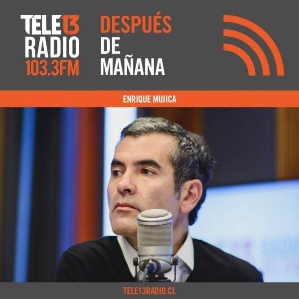 T1/E22 Enrique Mujica habla sobre el futuro de la televisión con Álvaro Bisama - Podcast - Después de Mañana - Emisor Podcasting