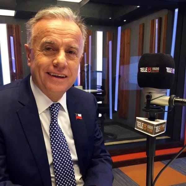 Ministro Santelices e isapres: Estamos modernizando Fonasa, con un rol competitivo y activo