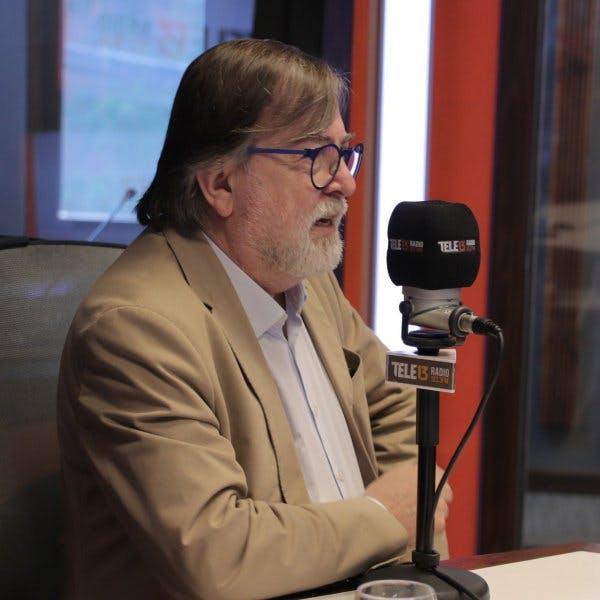 Jaime de Aguirre: La única persona que me traicionó en TVN se llama Francisco Orrego
