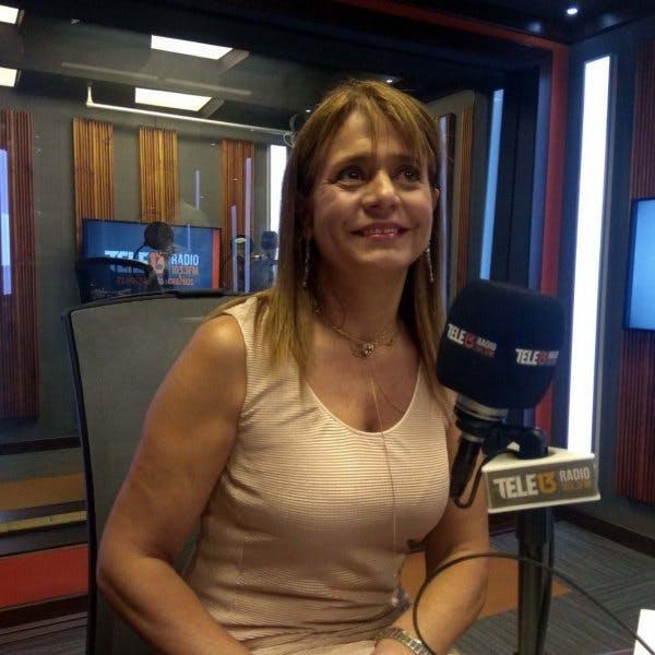 Jacqueline Van Rysselberghe por salida de Urrutia de la UDI: Espero que vuelva luego