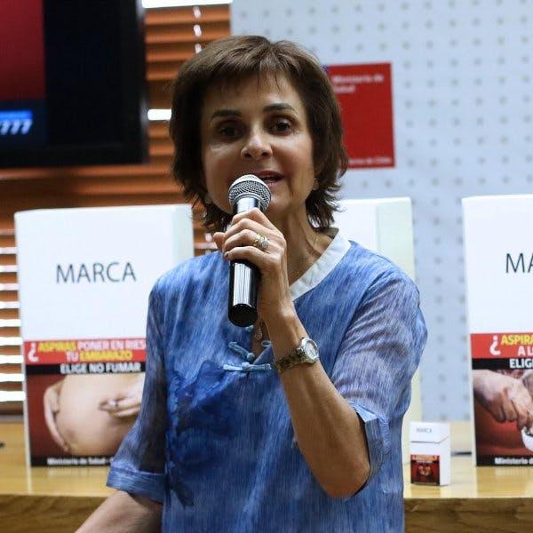 Paula Daza por Sarampión: En población de 20 y 24 años, la cobertura de vacunación fue baja