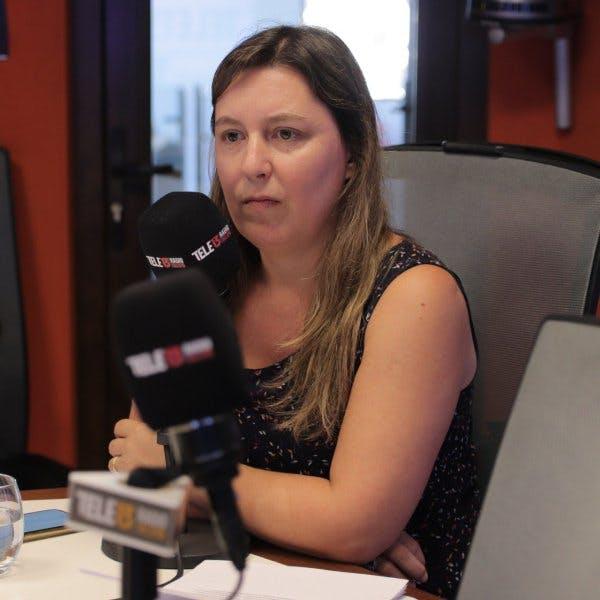 María Jaraquemada: La corrupción afecta nuestra democracia, debe tener sanciones graves