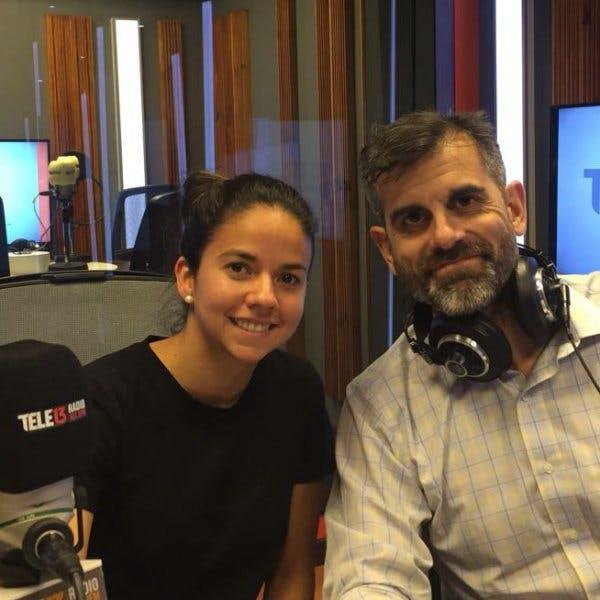 Mujeres en el fútbol: Camila García, la nueva integrante de la FIFPro - Nueva+Mente - Emisor Podcasting