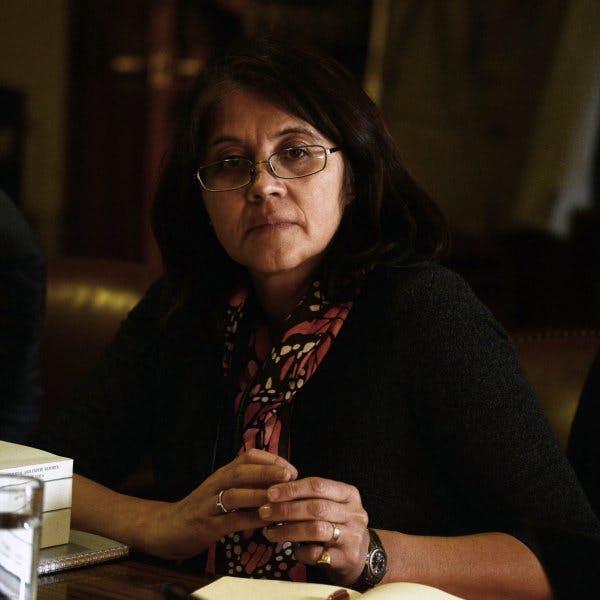 Agente chilena, Ximena Fuentes: El principal aliado de Chile, en este caso, es la naturaleza