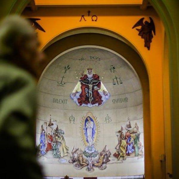 Marcelo Gidi: La Doctrina de la Fe está colapsada. Con la cantidad de denuncias no es suficiente