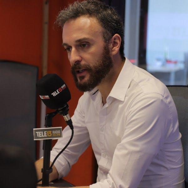 Jaime Parada: Creo que es momento de hablar de abusos, que hablemos lo que pasa en las familias