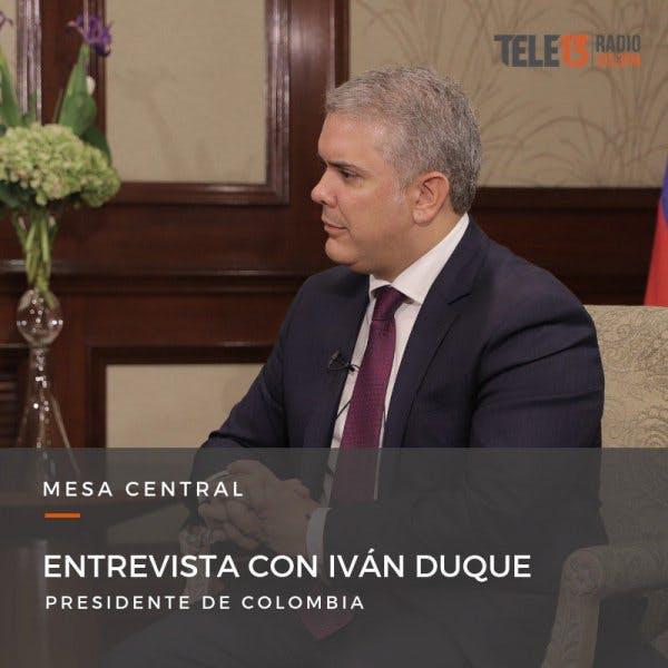 Duque e informe entregado por Bachelet: Hubo un avance en sus declaraciones