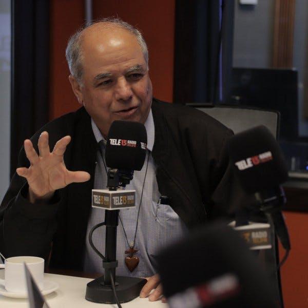Capellán Jorge Murillo y los 20 años de la muerte del Cardenal Silva Henríquez - Podcast - Protagonistas - Entrevista FM - Emisor Podcasting