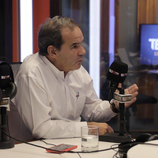 Andrés Allamand: La DC debe resolver si quiere ser un partido satélite de la izquierda