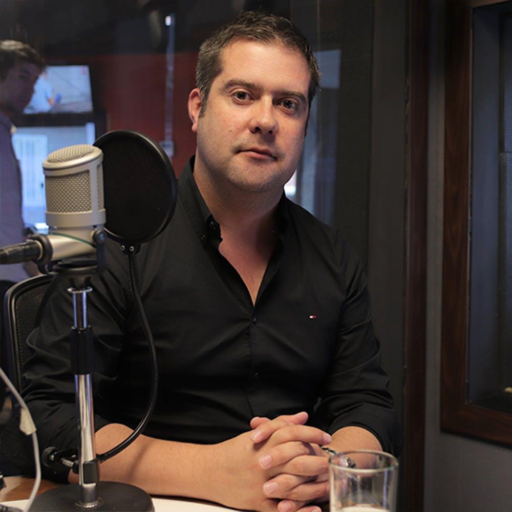 Edmundo Casas y el futuro de la realidad virtual - Podcast - Después de Mañana - Emisor Podcasting
