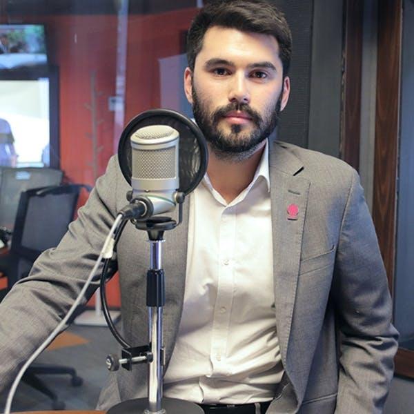Nicolás Fernández y el Congreso del Futuro - Podcast - Después de Mañana - Emisor Podcasting