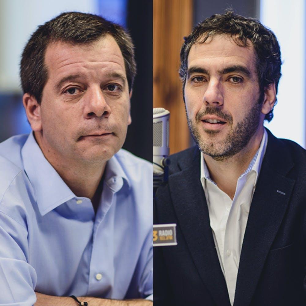Navarrete y Covarrubias conversan sobre los efectos políticos de la votación del TPP 11 y analizan el formato del debate de las elecciones en España - Podcast - Mesa Central - Columnistas - Emisor Podcasting