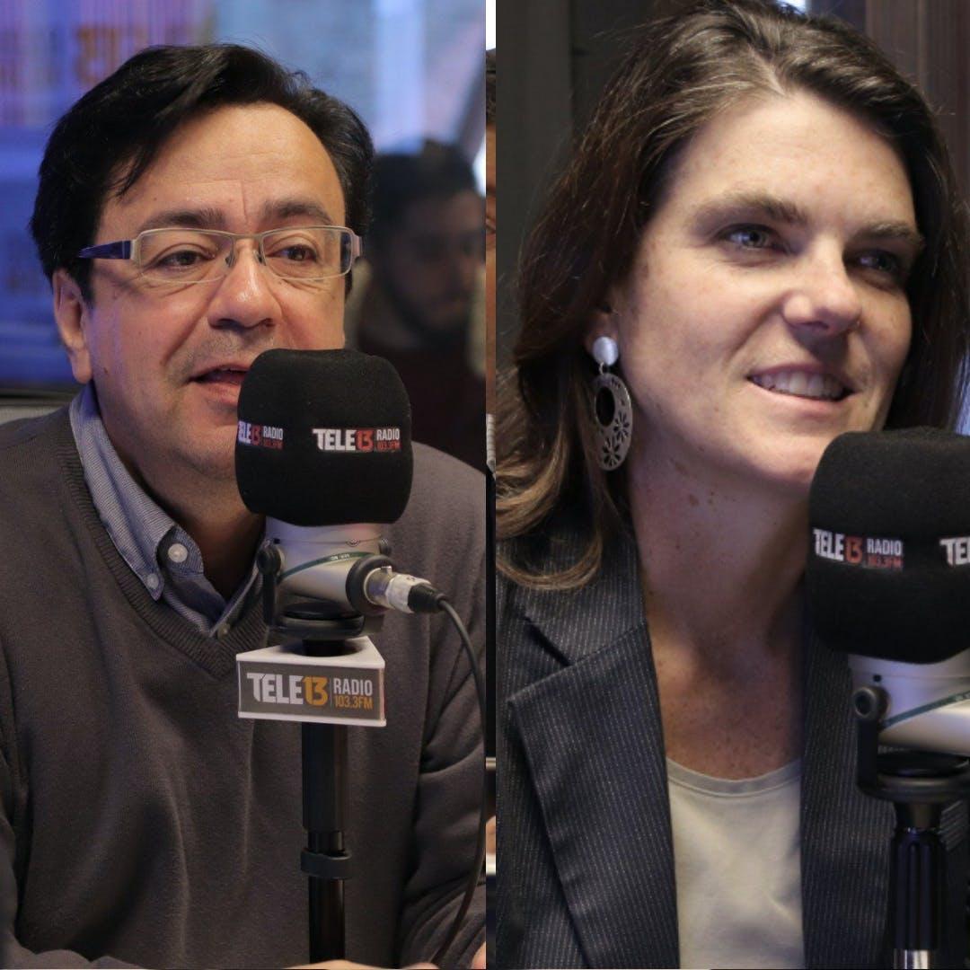 Fuentes y Horst por la gira de Piñera a China y la reforma a las Isapres - Podcast - Conexión - Panelistas - Emisor Podcasting