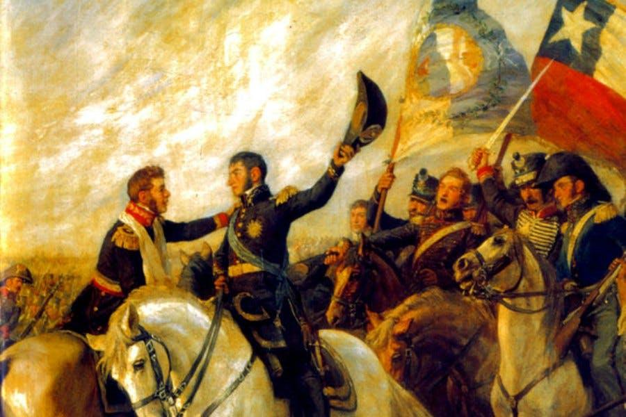 Independencia, parte 1 - HistoriaDura - Emisor Podcasting