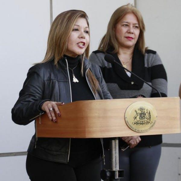 Elenis del Valle: No es un golpe de Estado. Guaidó unido al pueblo salió a rescatar la democracia