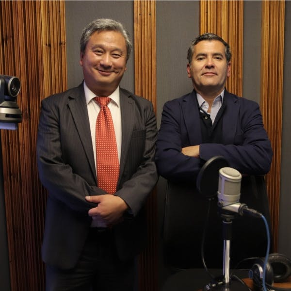 Yun Tso Lee y el impacto global de China en el futuro - Podcast - Después de Mañana - Emisor Podcasting