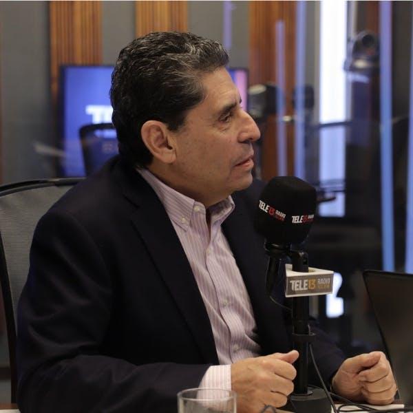 Mauricio Rojas por Aguas Andinas:  Las empresas actuales quieren directorios variados, que acumulen distintas experiencias. Yo no voy a reemplazar a los técnicos de agua