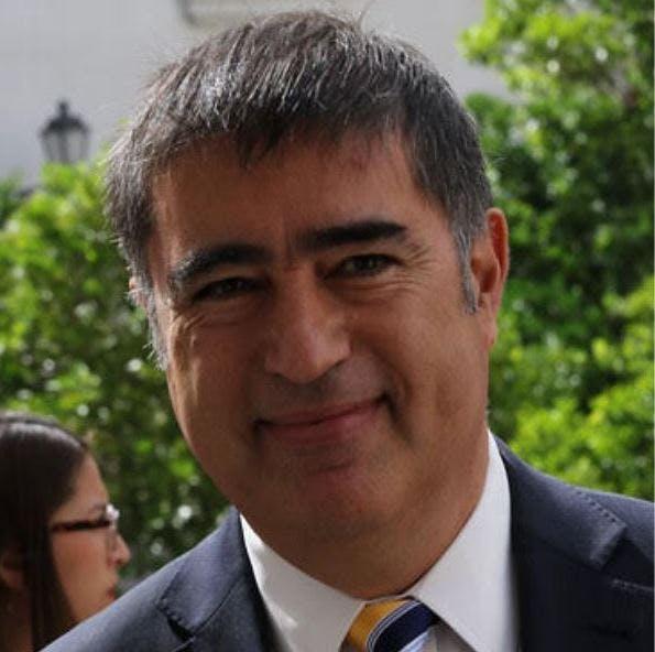 Mario Desbordes, presidente RN: El Gobierno no es el dueño de la llave. El ministro Gonzalo Blumel tiene que ser menos categórico en sus dichos