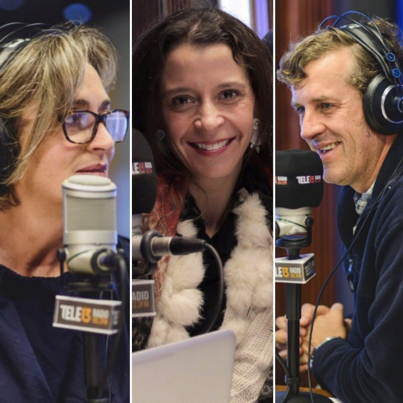 Rat Pack: Crisis de migrantes venezolanos en la frontera chilena, Horst Paulmann va a la bolsa y ¿es Chile realmente bicampeón? - Mesa Central - RatPack - Emisor Podcasting