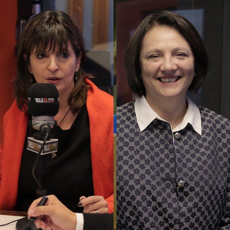 Jorquera y Silva por Alianzas en la oposición y la crísis del Instituto Nacional - Podcast - Conexión - Panelistas - Emisor Podcasting