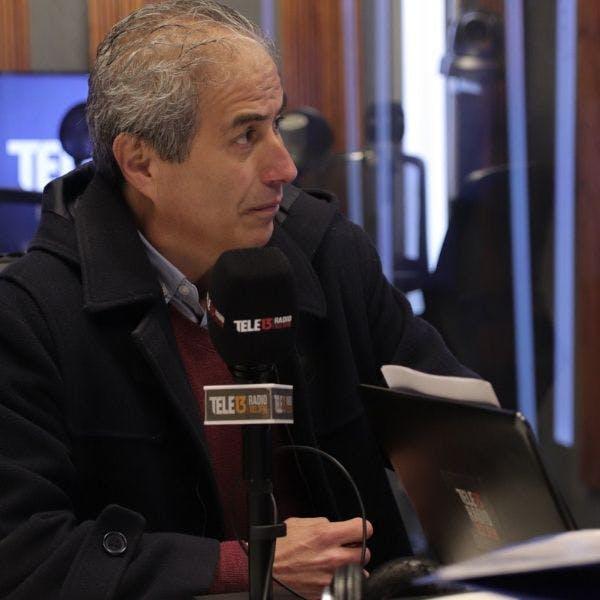 """Aguilar y rechazo a cese de paro: """"Con el Ministerio, no teníamos previsto este escenario"""" - Mesa Central - Entrevista - Emisor Podcasting"""