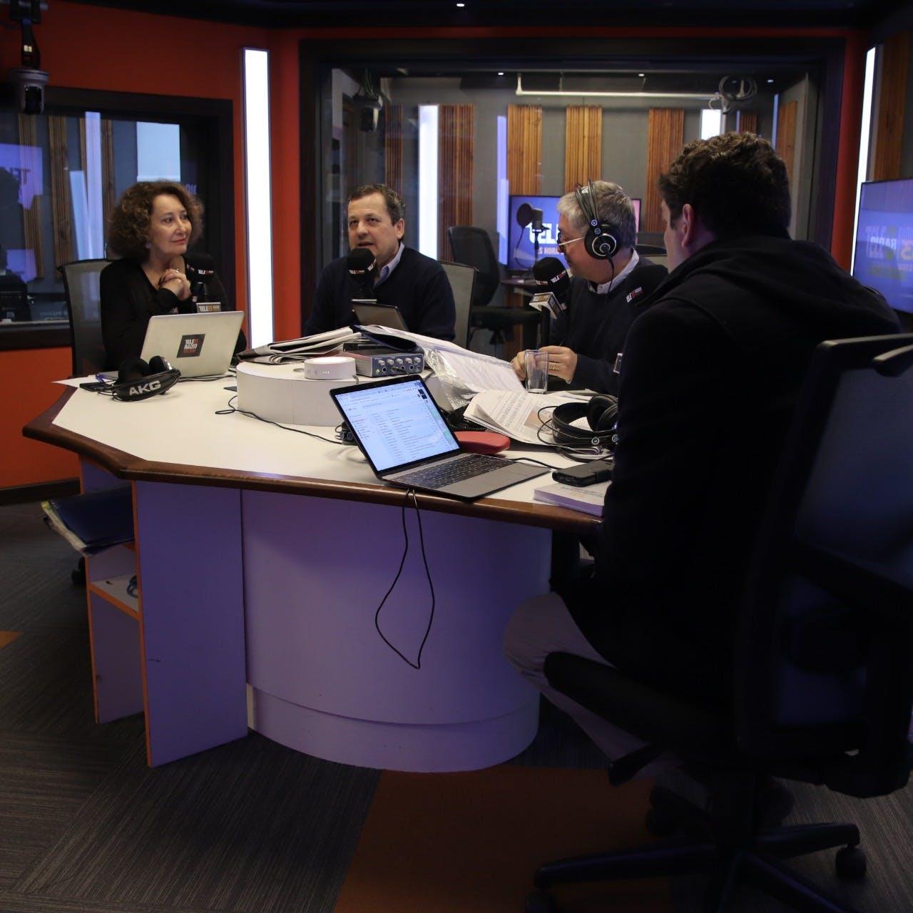 Mansuy, Politzer y Bofil conversan sobre la reforma de pensiones aprobada por la Comisión de Trabajo - Podcast - Mesa Central - Columnistas - Emisor Podcasting