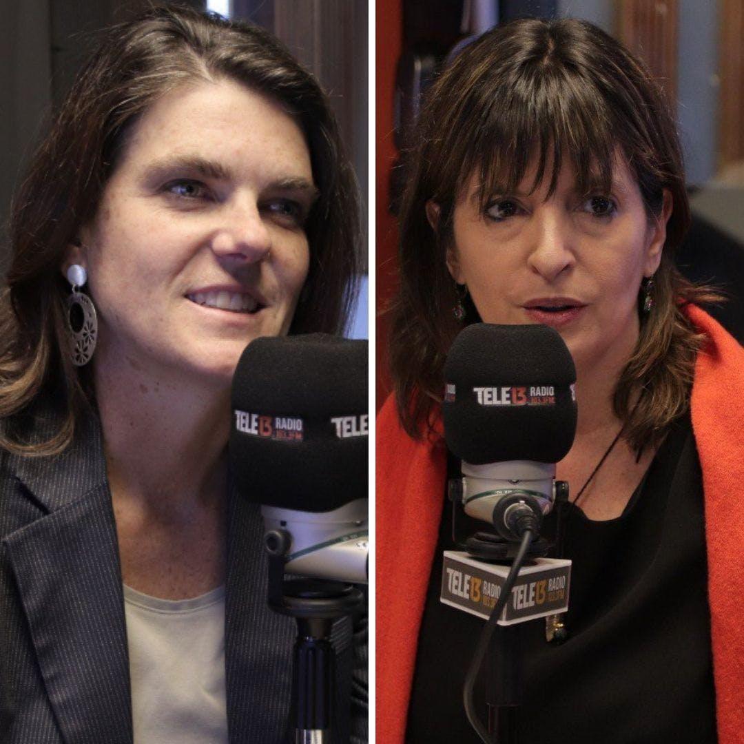 Horst y Jorquera por INDH y candidaturas Chile Vamos - Podcast - Conexión - Panelistas - Emisor Podcasting