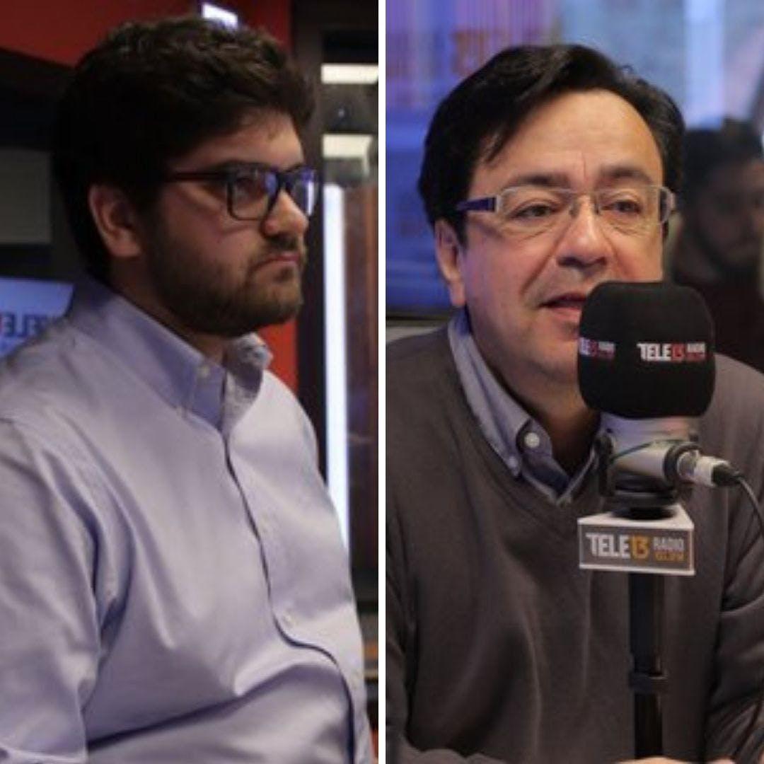 Fuentes y Lagos por proyectos de horario laboral y marchas - Podcast - Conexión - Panelistas - Emisor Podcasting