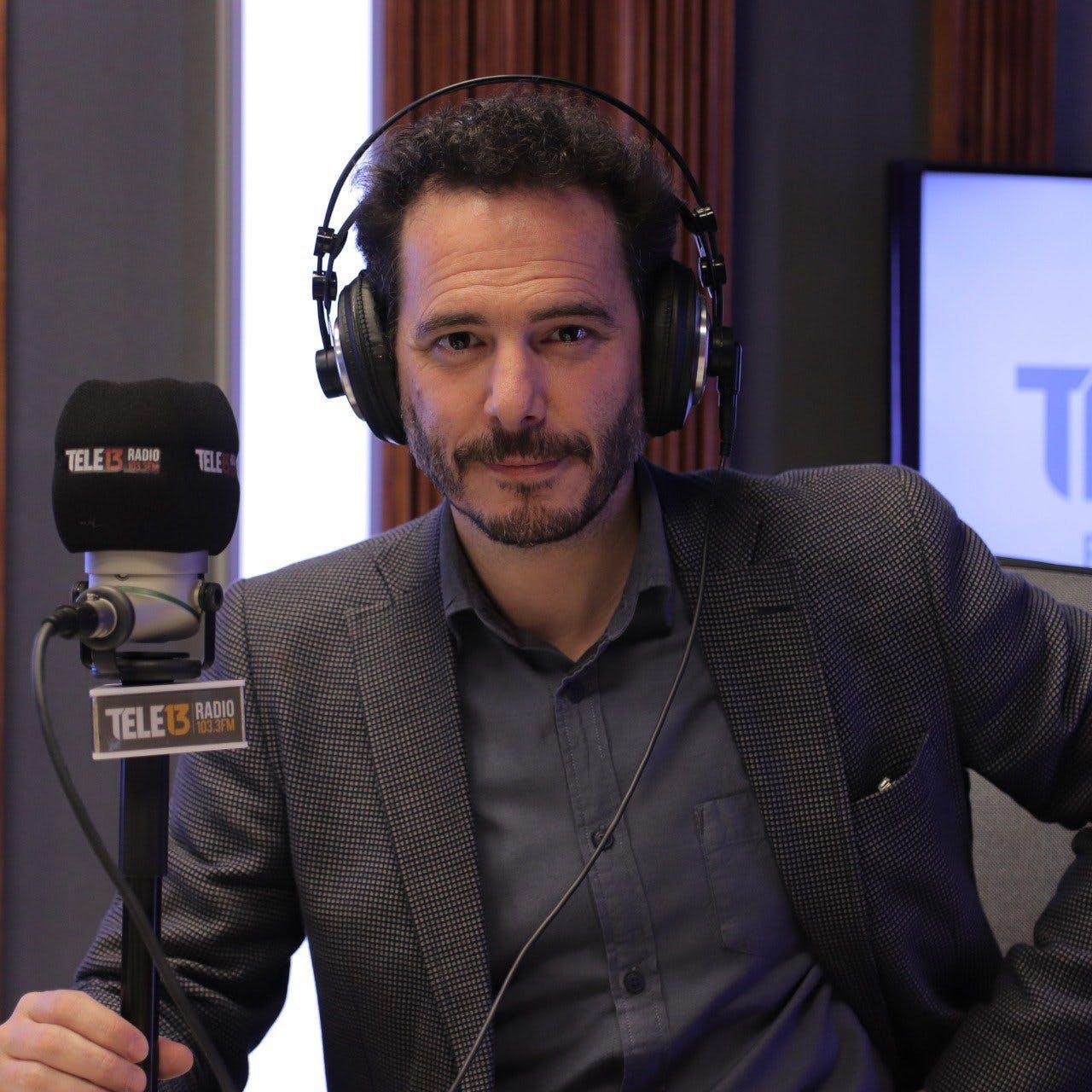 """Hernán Larraín Matte, presidente de Evopoli por jornada laboral: """"Los presidentes de los partidos de Chile Vamos nos alineamos con el Proyecto del Gobierno"""" - Podcast - Protagonistas - Entrevista FM - Emisor Podcasting"""