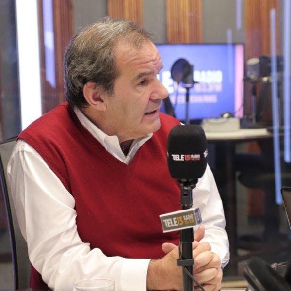 """Senador Andrés Allamand: """"Me pareció que era correcto participar de ese minuto de silencio como un acto de respeto"""" - Mesa Central - Entrevista - Emisor Podcasting"""
