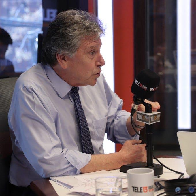Ministro Espina aseguró que se gastará un 45% menos en la parada militar de este año.  - Podcast - Protagonistas - Entrevista FM - Emisor Podcasting