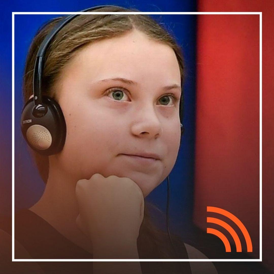 La influencia detrás de Greta Thumberg: ¿un Green New Deal? - El Kiosco - Emisor Podcasting