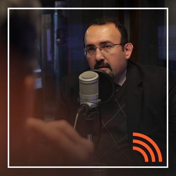 Manuel Munive y el derecho en la Inteligencia Artificial - Podcast - Después de Mañana - Emisor Podcasting