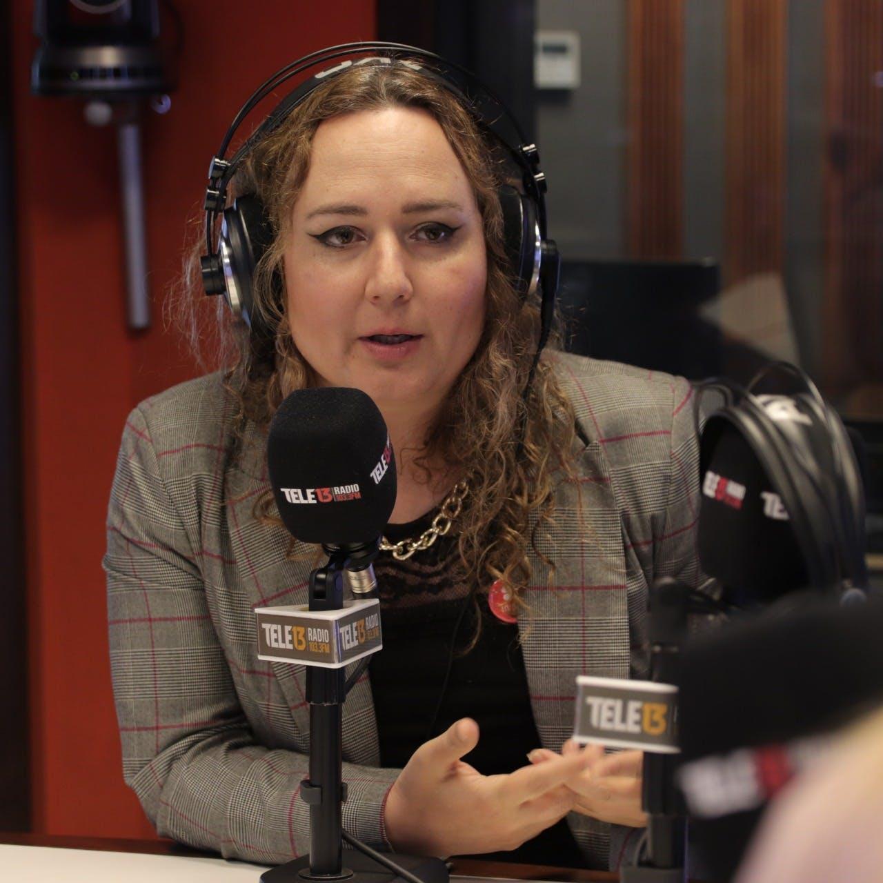 """Alessia Injoque de Fundación Iguales: """"Está pendiente la idea de legislar el matrimonio igualitario. El Gobierno se ha desentendido de los compromisos del Estado - Protagonistas - Digital - Emisor Podcasting"""